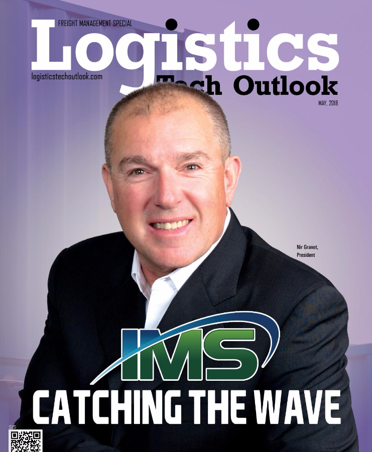 IMS Logistics Featured as Logistics Tech Outlook Magazine's Top Freight Management Provider of 2018